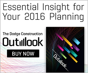 Dodge Construction Outlook 2016
