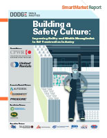 SmartMarket Report: Building a Safety Culture