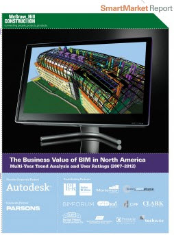 The Business Value of BIM in North America: Multi-Year Trend Analysis and User Ratings