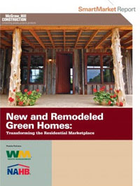 SmartMarket Report: New and Remodeled Green Homes