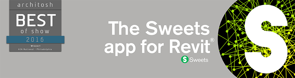 Sweets app for Revit
