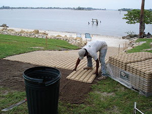 Boat ramp construction methods 8th