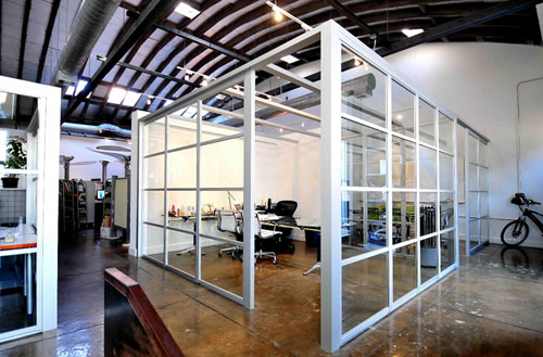 Interior Glass Partition Systems