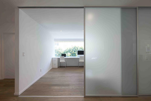 Sliding Glass Door Wall Partition 500 x 335