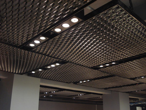 expanded metal mesh in architecture sponsored by amico alabama