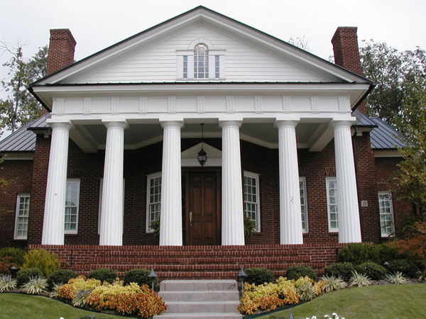 Architectural Columns: Classic to Current