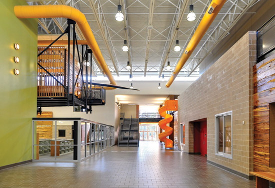 Modern School Building Designs Pictures to Pin on ...