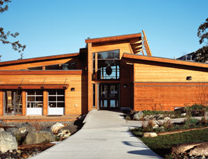 Growing Bolder: Specifying Western Red Cedar for Architectural Applications