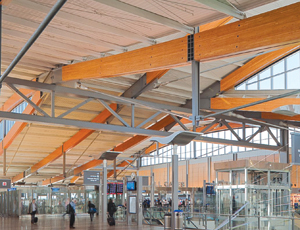 Connection Solutions for Modern Wood Buildings