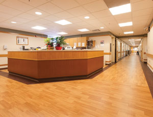 New Trends in Resilient Flooring for Healthcare Environments