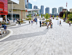 Designing for High-Traffic Outdoor Spaces