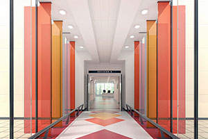 Color in Health Care Environments
