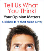 Take our Online Survey
