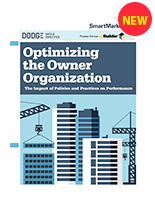 SmartMarket Brief: Optimizing the Owner Organization