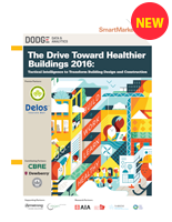 The Drive Toward Healthier Buildings 2016