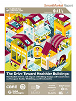 SmartMarket Report: The Drive Toward Healthier Buildings