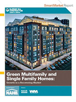 SmartMarket Report: Green Multifamily and Single Family Homes