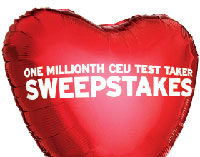 Architectural Record Announces Millionth Test-Taker Sweepstakes
