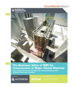 Contractors Using BIM Globally Report Positive ROI