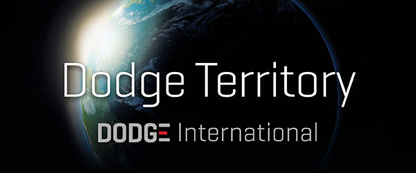 Picture of Earth symbolizing global construction opportunities with Dodge