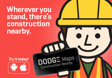 Dodge Maps Construction Near By