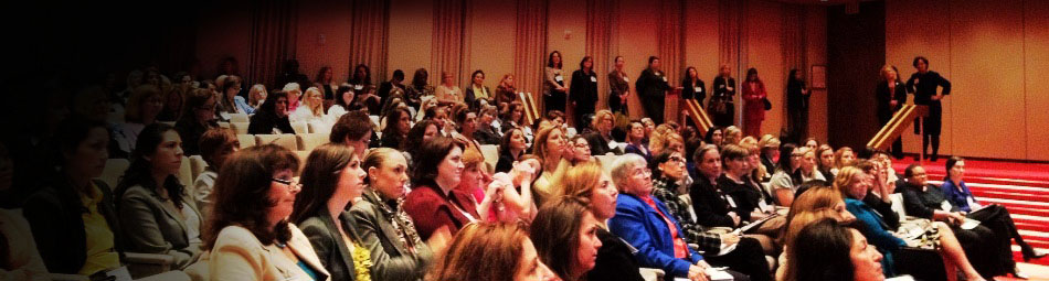 ENR Groundbreaking Women in Construction Conference 2012 Highlight