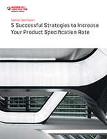 5 Successful Strategies to Increase Your Product Specification Rate