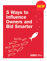 5 Ways to Influence Owners and Bid Smarter