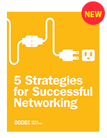 5 Strategies for  Successful Networking