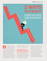 5 Ways to Profit from the 2014 Sub Shortage