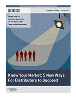 Know Your Market: 5 New Ways for Distributors to Succeed