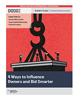4 Ways to Influence Owners and Bid Smarter