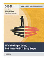 Win the Right Jobs, Bid Smarter in 4 Easy Steps
