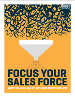 Focus Your Sales force with Project Lead Integration and Workflow