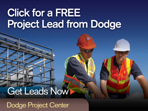 Click for a FREE Project Lead from Dodge. Get Leads Now!