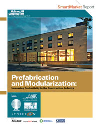 Prefabrication and Modularization: Increasing Productivity in the Construction Industry